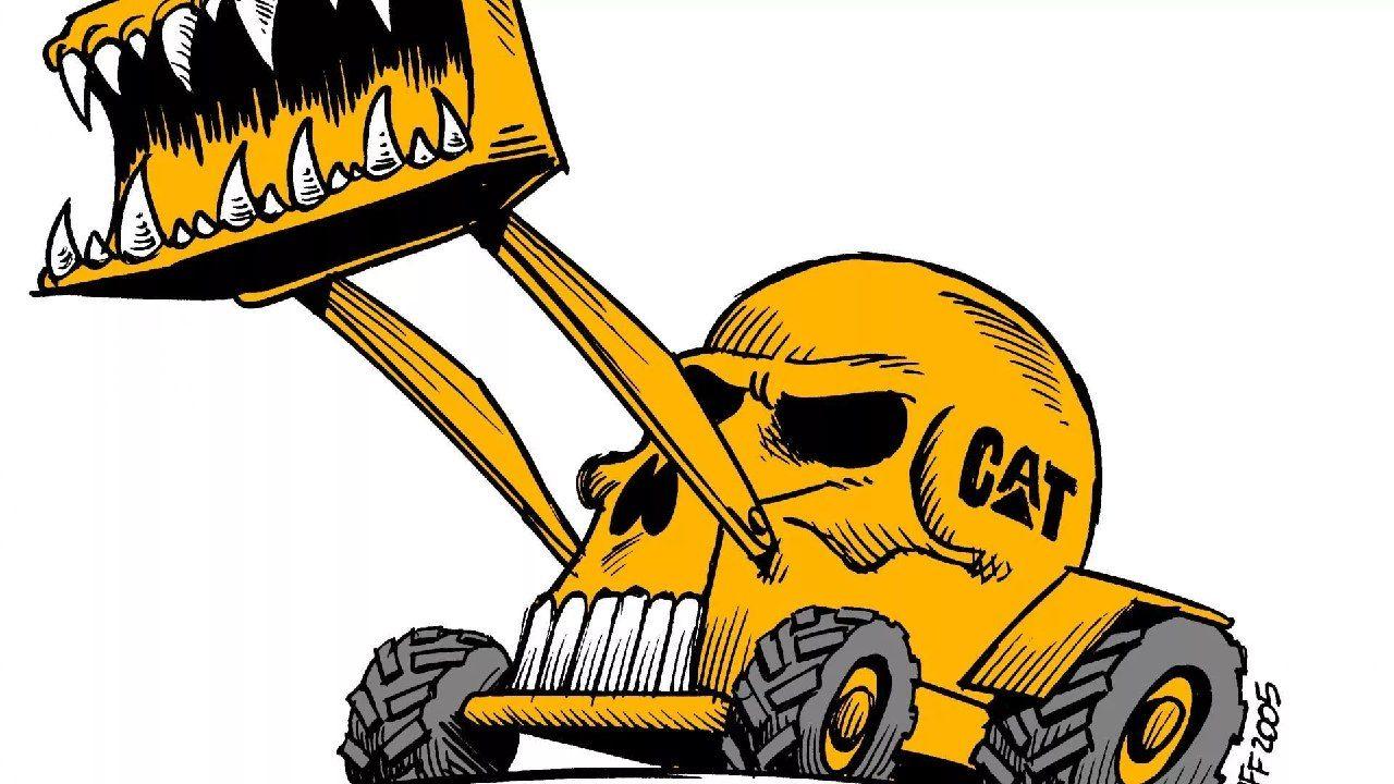 Трактора настоящие, прикольные картинки бульдозера