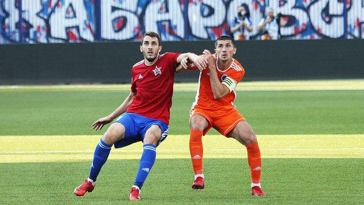 Оценены шансы «СКА-Хабаровска» во второй части футбольного сезона