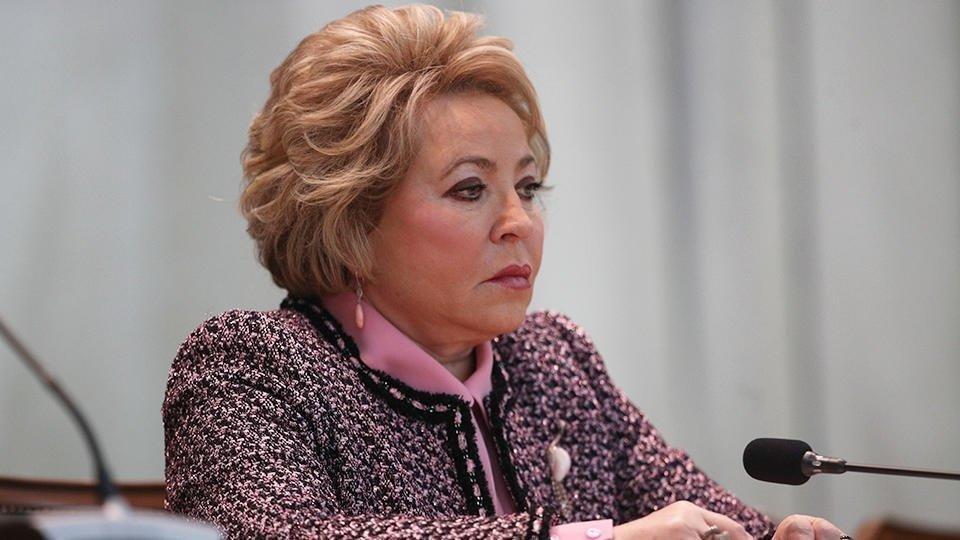 Путин подписал: Матвиенко предложила бесплатно подводить газ до фундамента дома