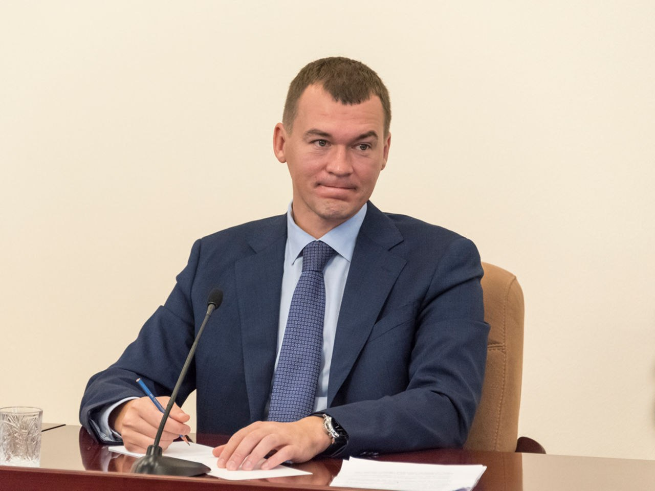 Дегтярёв прокомментировал ситуацию с бензином в Хабаровском крае
