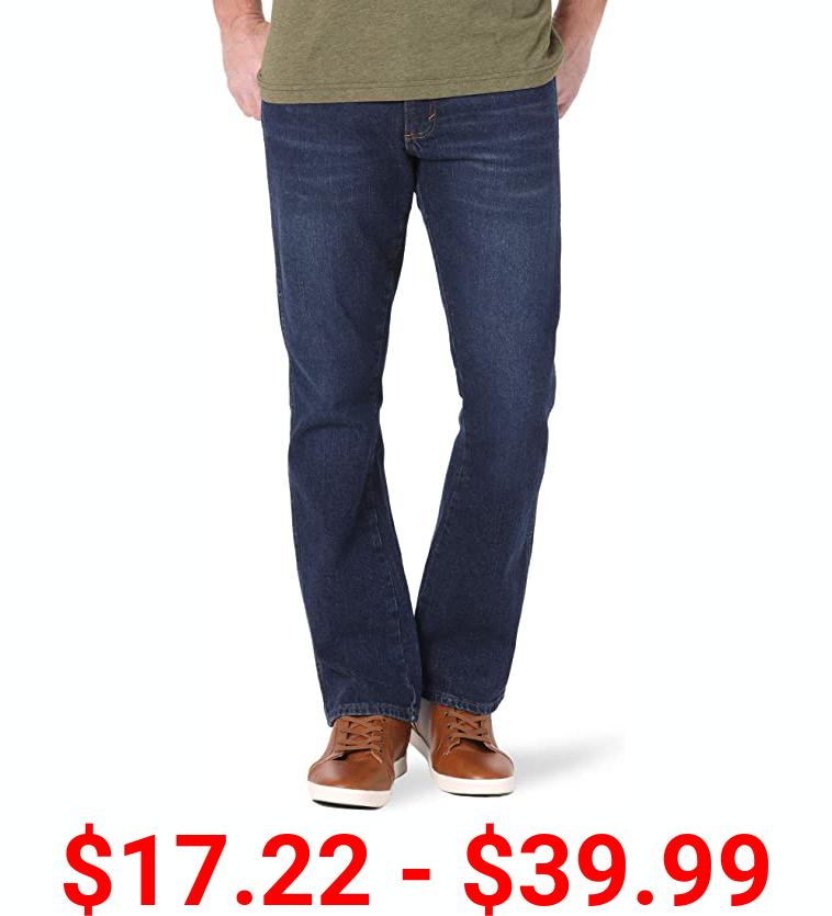 Wrangler Men's Texas Rooted Slim Bootcut Jean