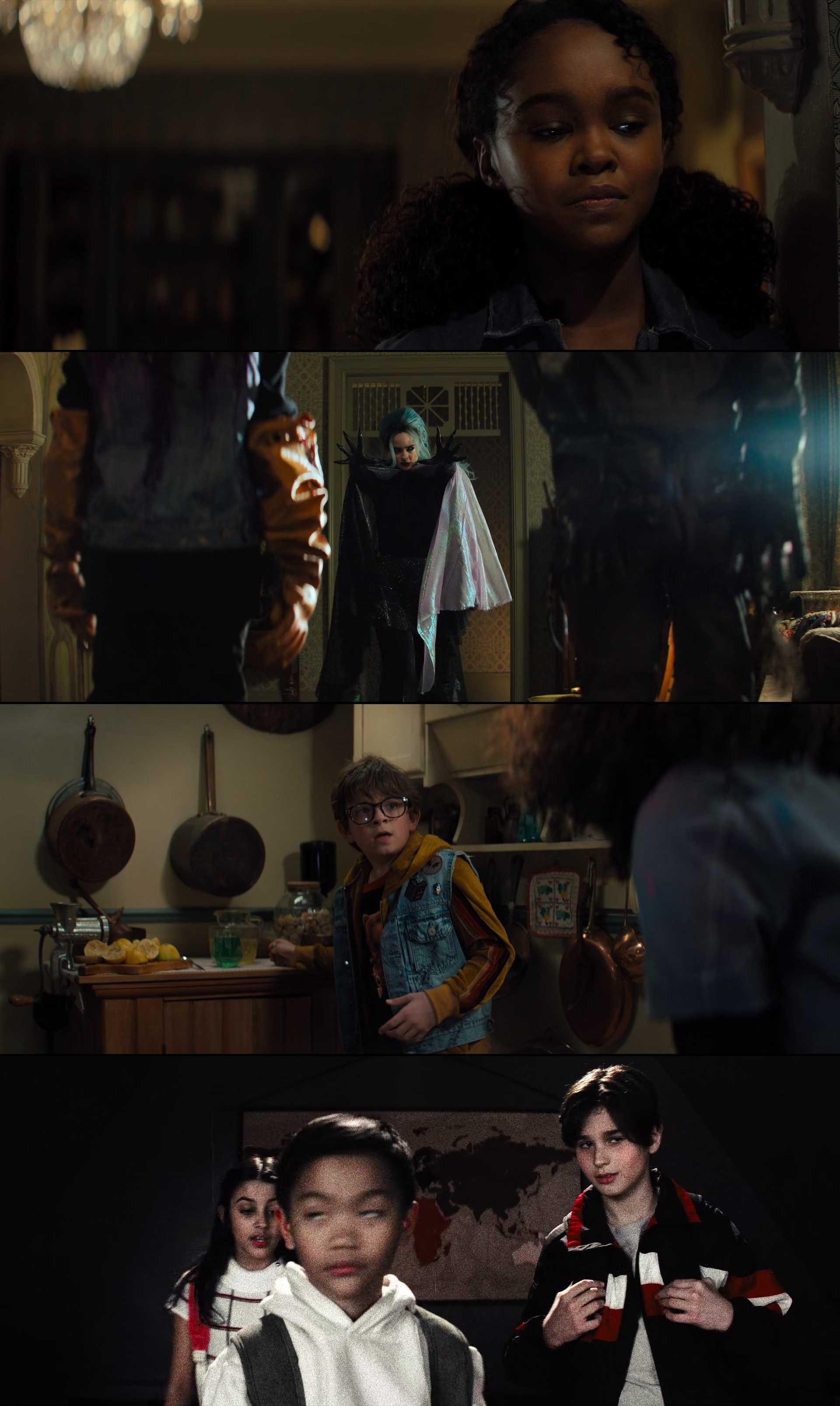 Screenshot of Nightbooks Movie