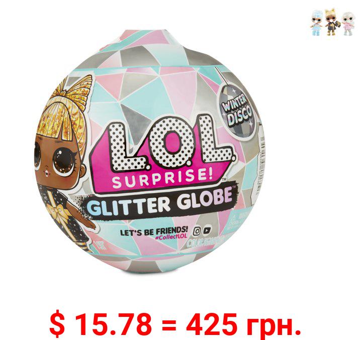 L.O.L. Surprise! Glitter Globe Doll Winter Disco Series