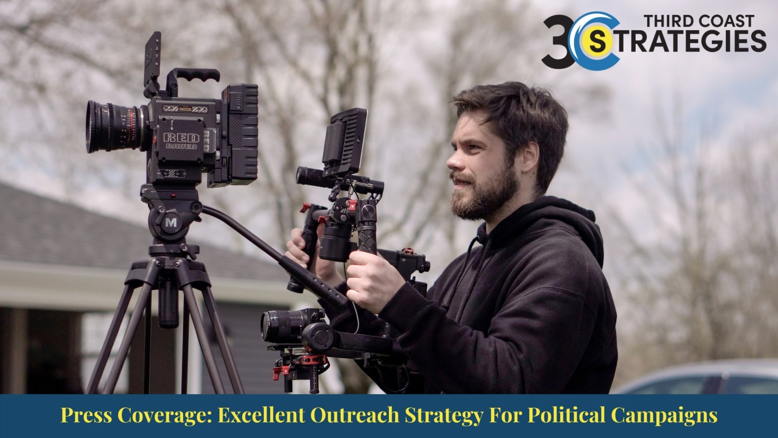 Press Coverage: Excellent Outreach Strategy For Political Campaigns