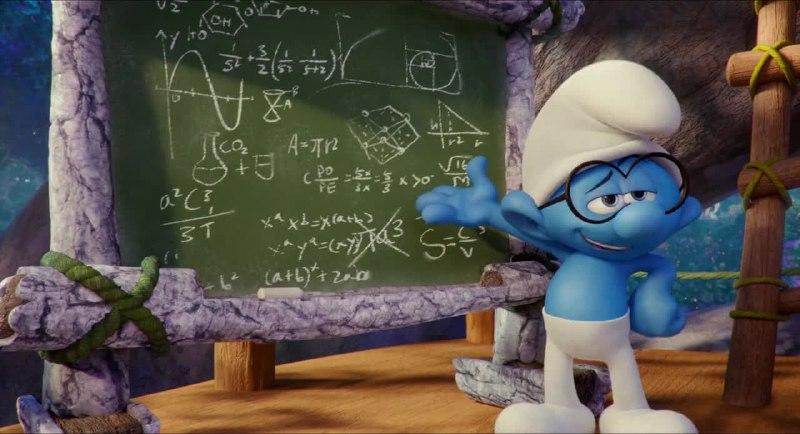 Movie Screenshot of Smurfs: The Lost Village