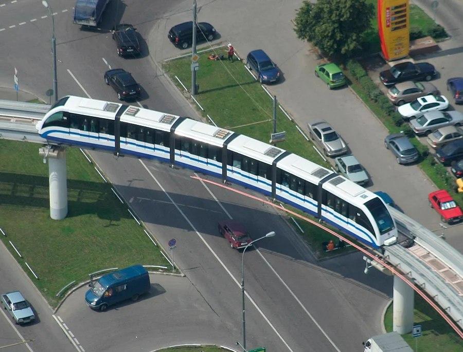 Монорельсовую дорогу хотят построить в Хабаровске