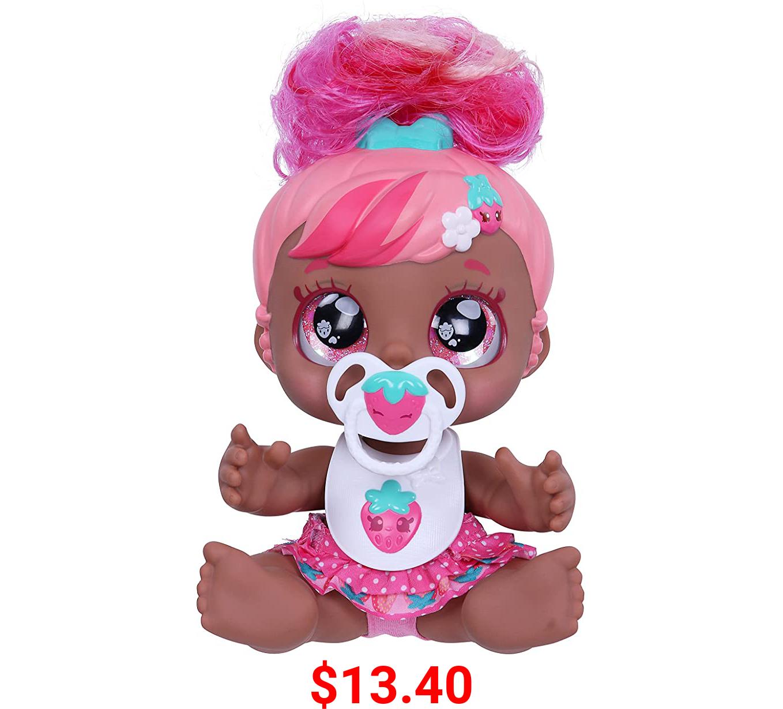 "Kindi Kids Scented Sisters 6.5"" Doll and 2 Accessories - Blossom Berri"