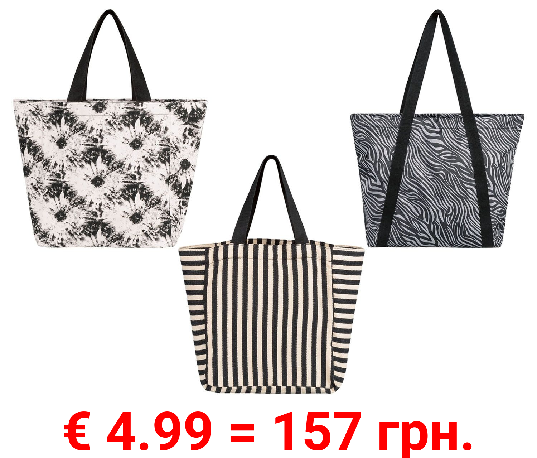 ESMARA® Damen Strandtasche