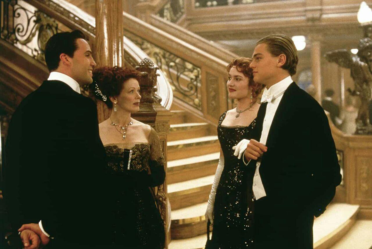 Video Screenshot of Titanic