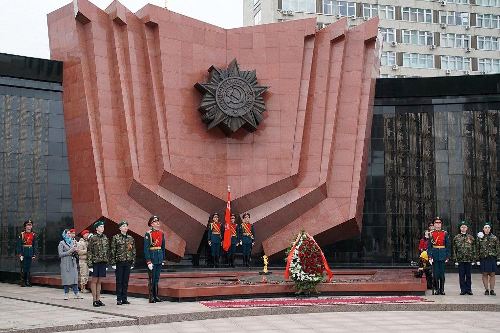Улицы героев Великой Отечественной войны в Хабаровске