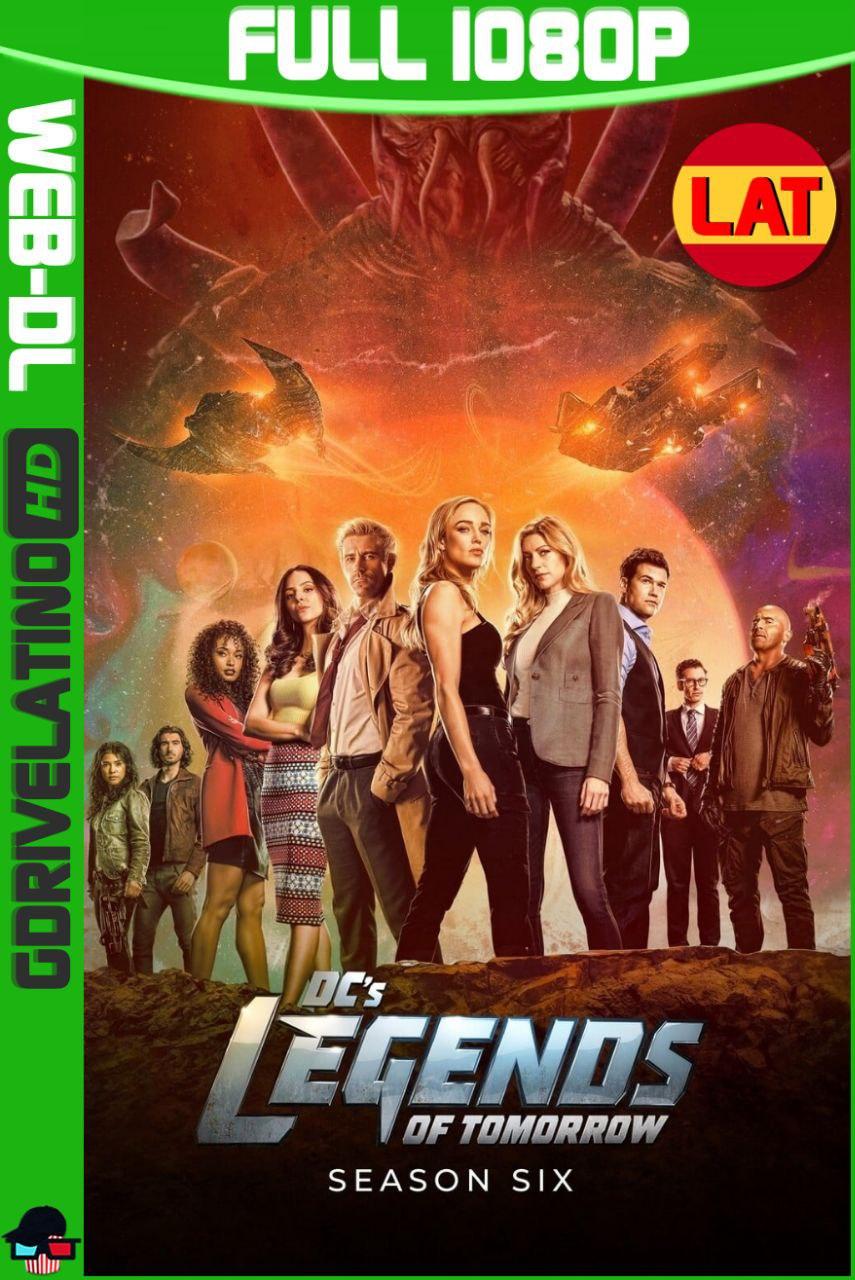 Leyendas del Mañana (2021)  Temporada 06 [08/15] AMZN WEB-DL 1080p Latino-Ingles MKV