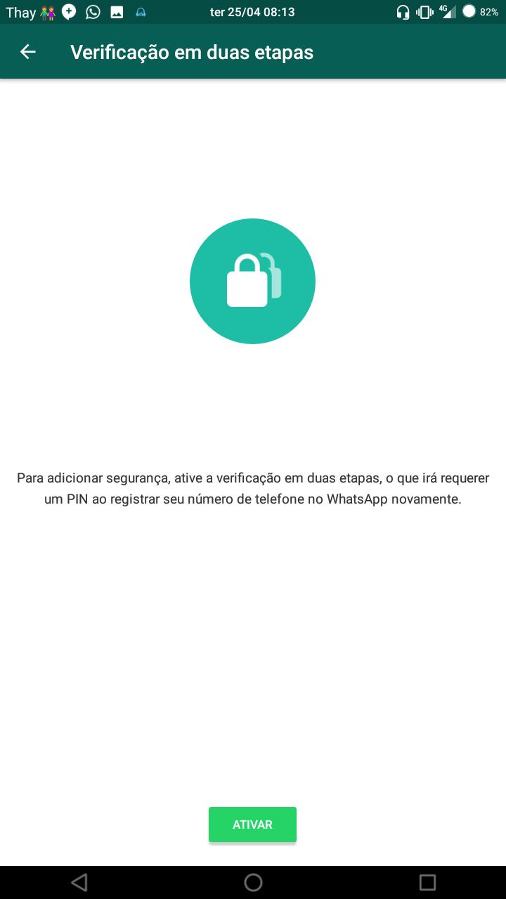 Como ter segurança total em seu Whatsapp