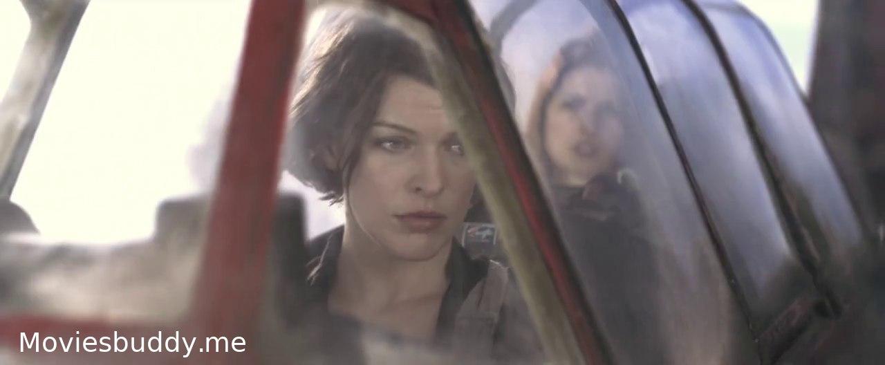 Screenshot of Resident Evil: Afterlife