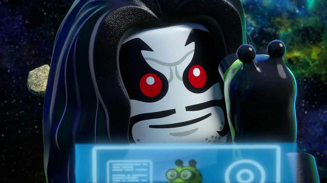 Screenshot of LEGO DC: Shazam - Magic & Monsters