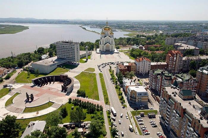 Доклад о Хабаровске