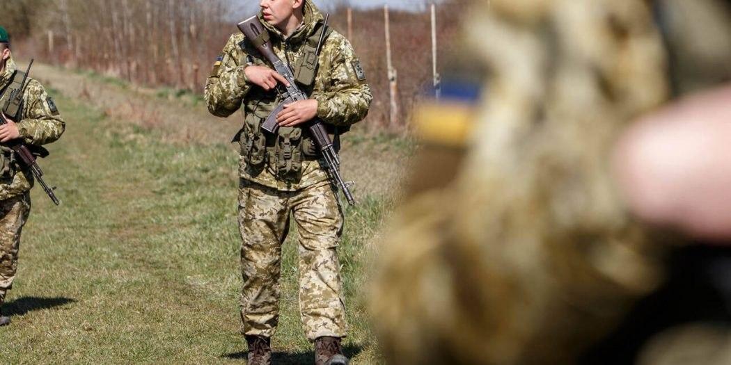 Украинских пограничников избили и лишили оружия на границе с Россией