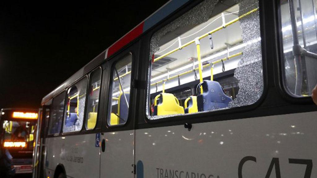 Пассажирский автобус обстреляли в Хабаровском крае