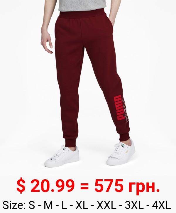PUMA POWER Logo Men's Sweatpants