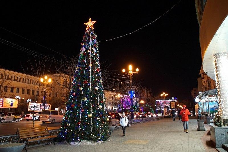 31 декабря сделали выходным днем в Хабаровском крае