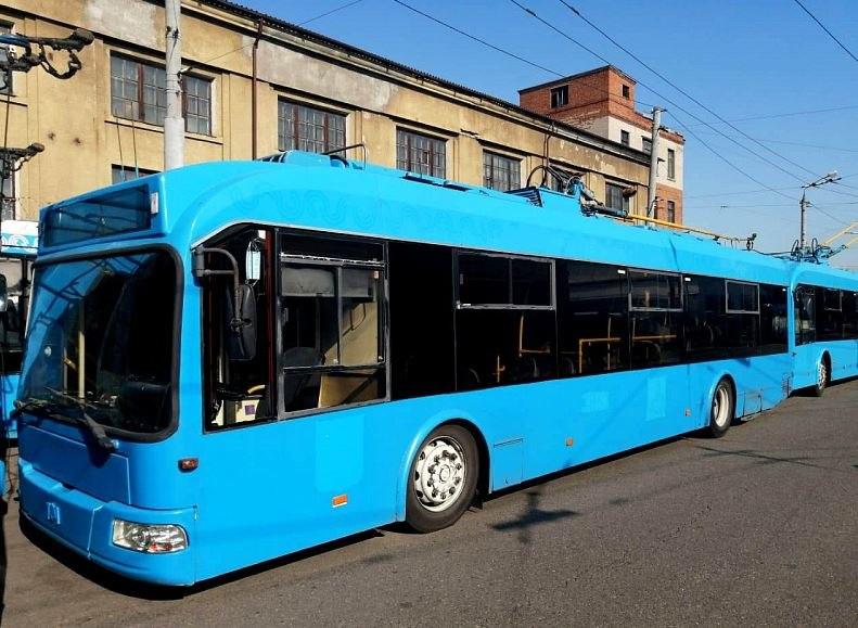 Хабаровск сэкономит на доставке БУ троллейбусов из Москвы