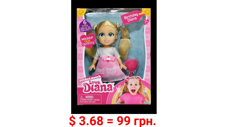 Love, Diana Birthday, 6