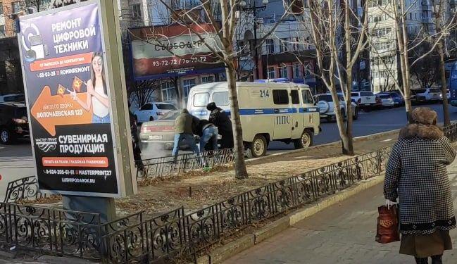 ВХабаровске задержали пятерых участников акции вподдержку Сергея Фургала