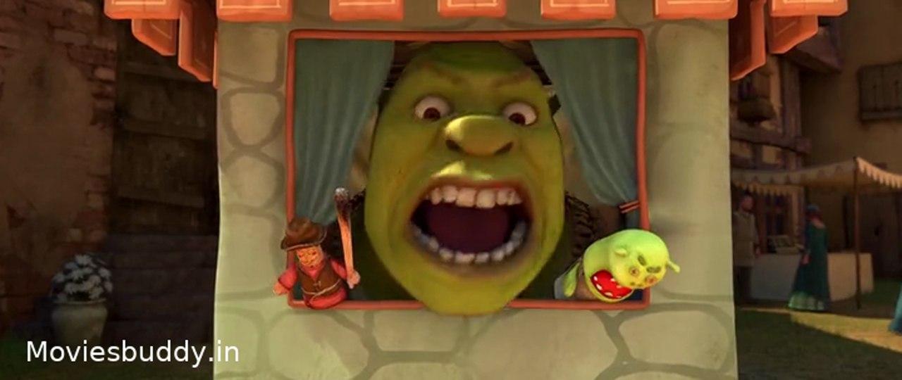 Movie Screenshot of Shrek Forever After