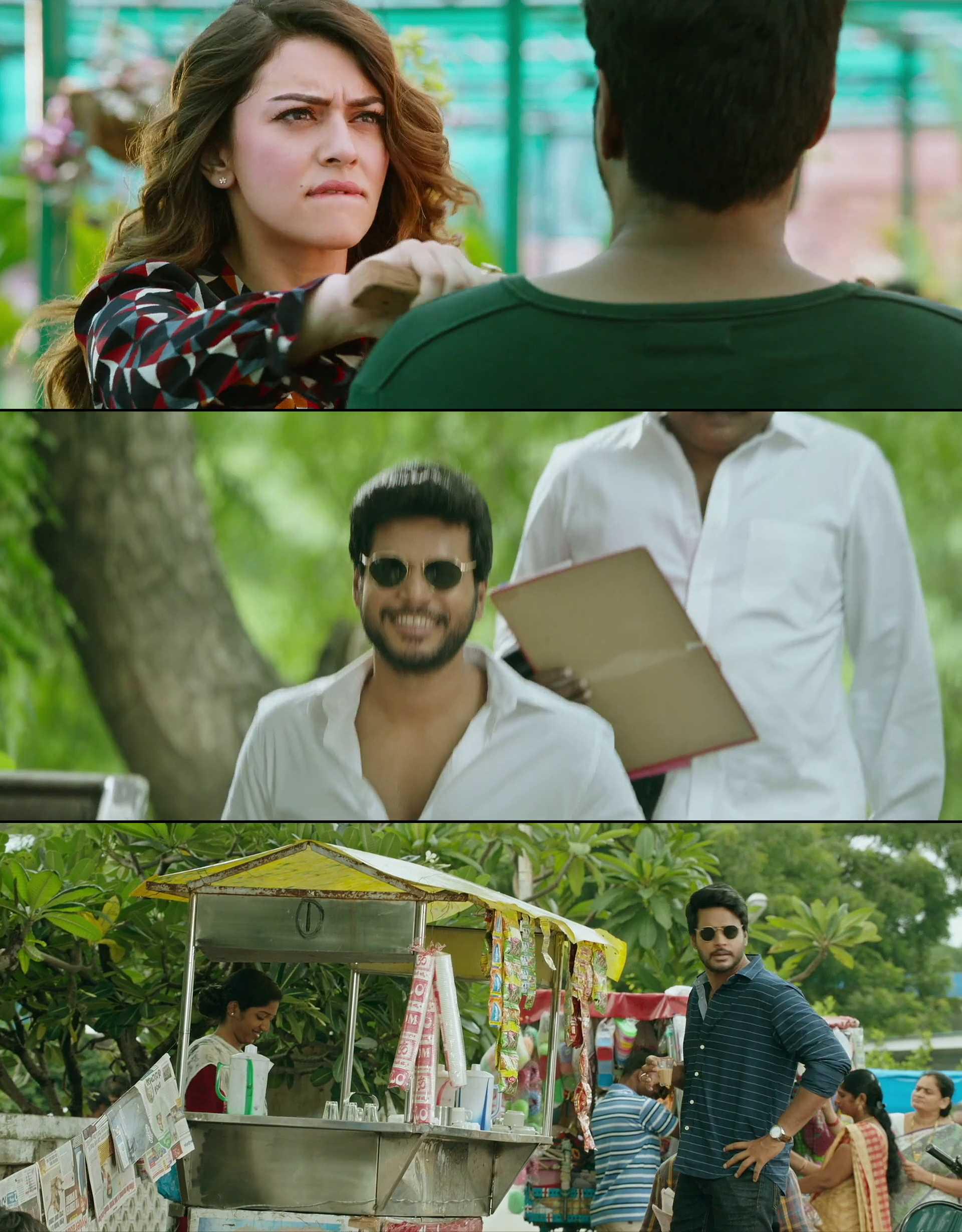 Screenshot of Tenali Ramakrishna BA.BL Movie