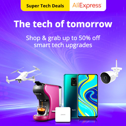 super-tech deals tech of tomorrow july 2020