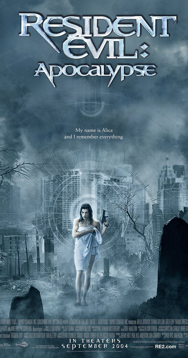 Free Download Resident Evil: Apocalypse Full Movie