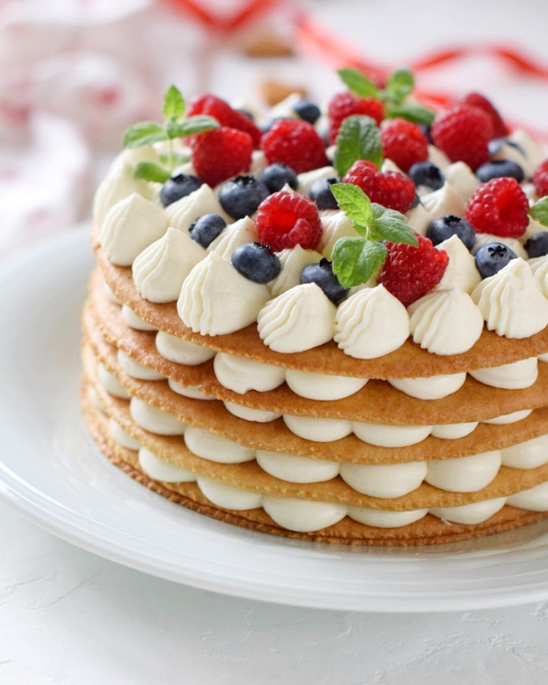 специализируется торт открытый рецепт с фото мнению звезды, кефир