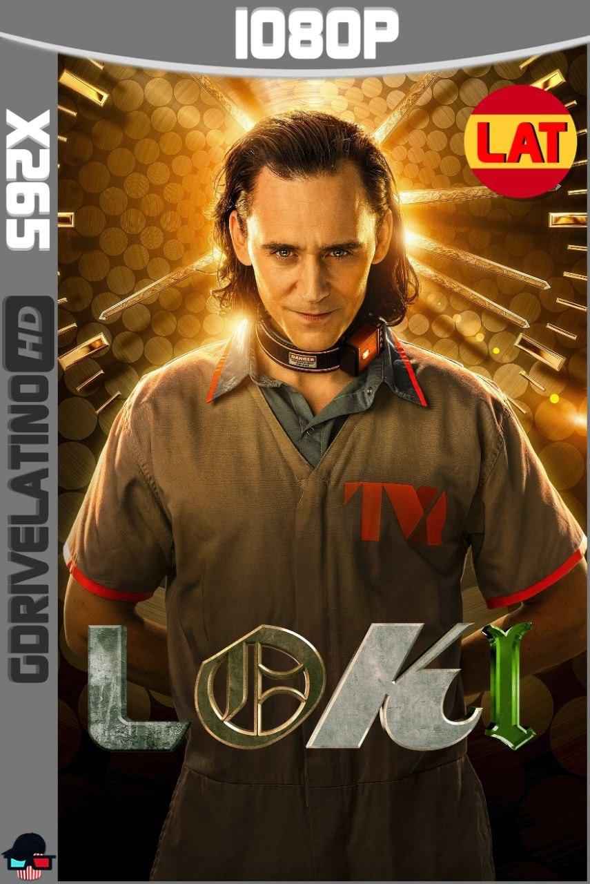 Loki (2021) Temporada 01 WEB-DL 1080p x265 Latino-Ingles MKV