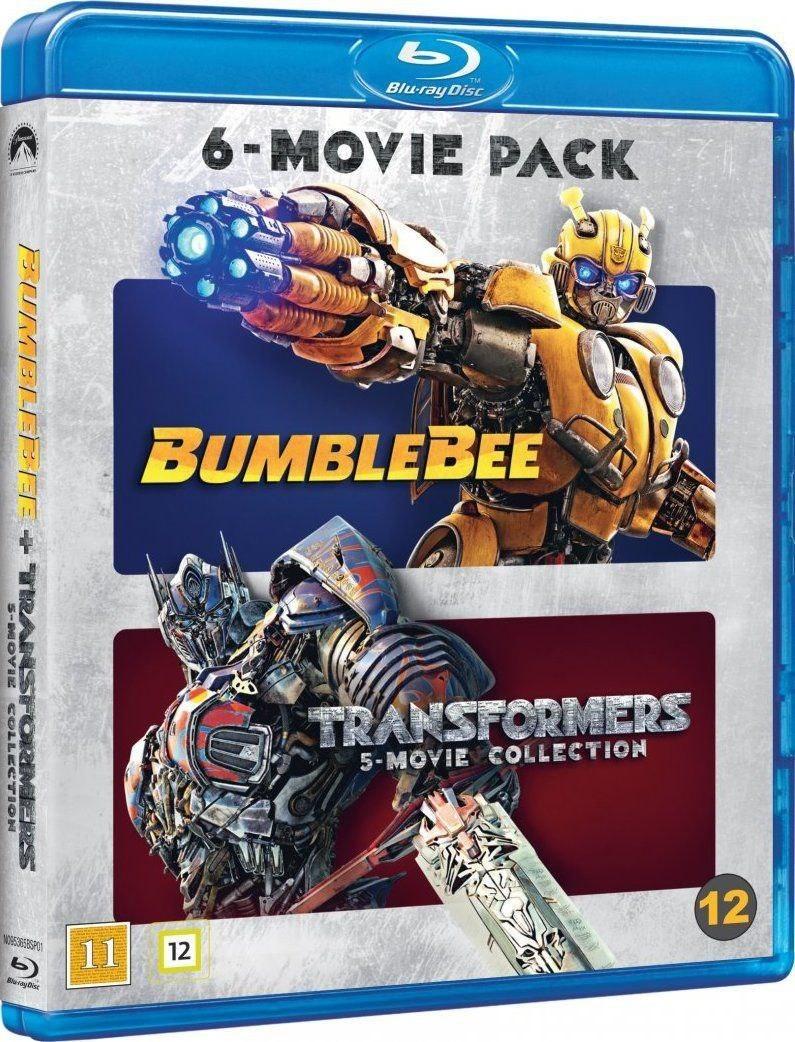 Transformers Hexalogy Collection (2007-2018) Dual Audio [Hindi + English]   x264   x265 10bit HEVC Bluray   1080p   720p