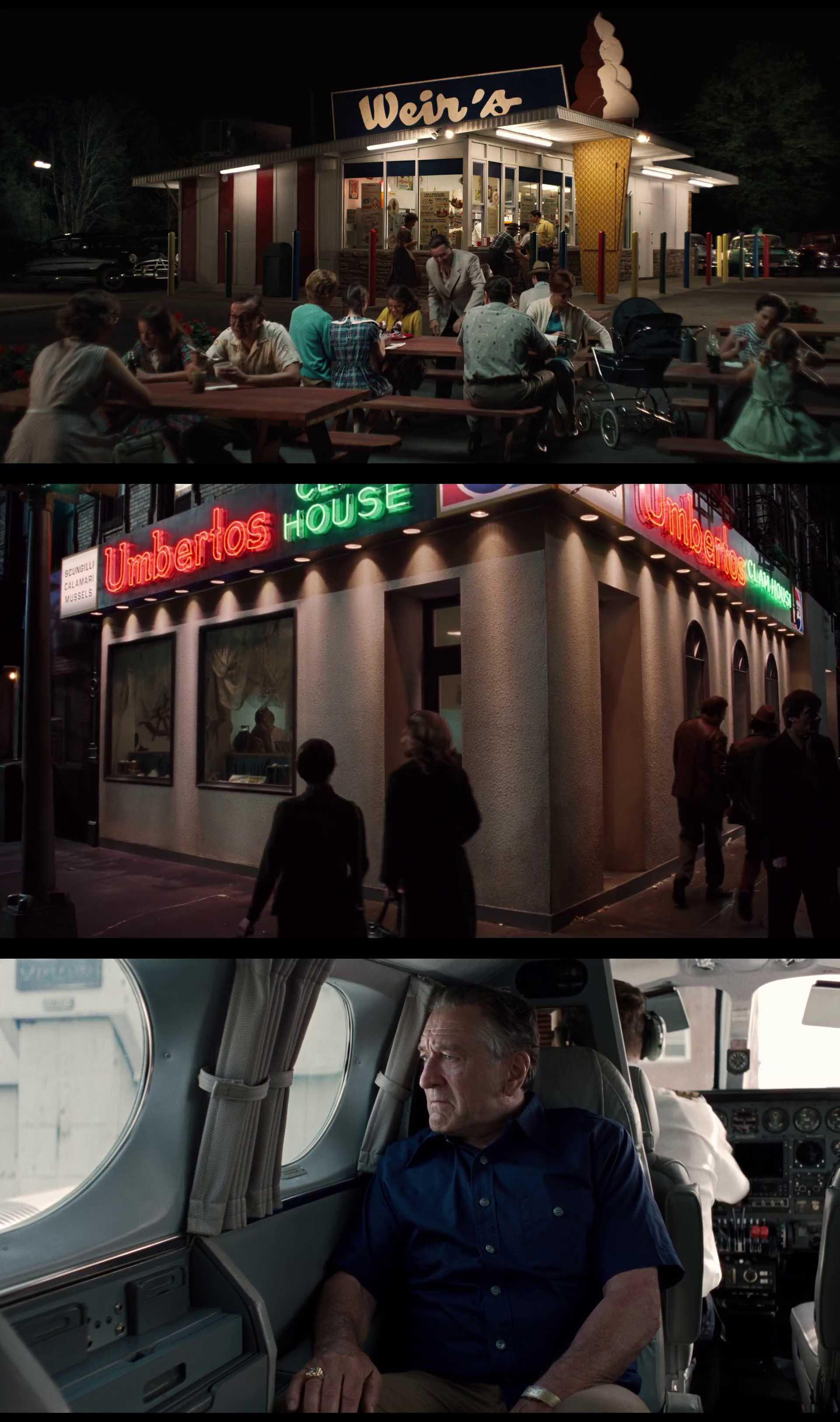 Screenshot of The Irishman Movie