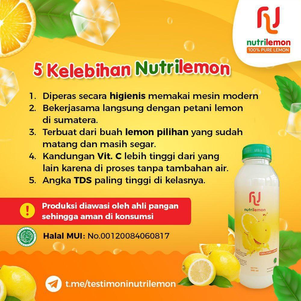 Kirim Nutri Lemon Sambas Sambas kalimantan barat