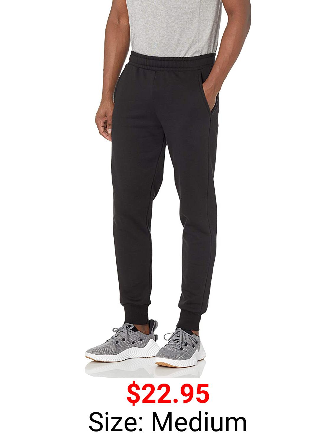 PUMA Men's Essentials Fleece Sweatpants