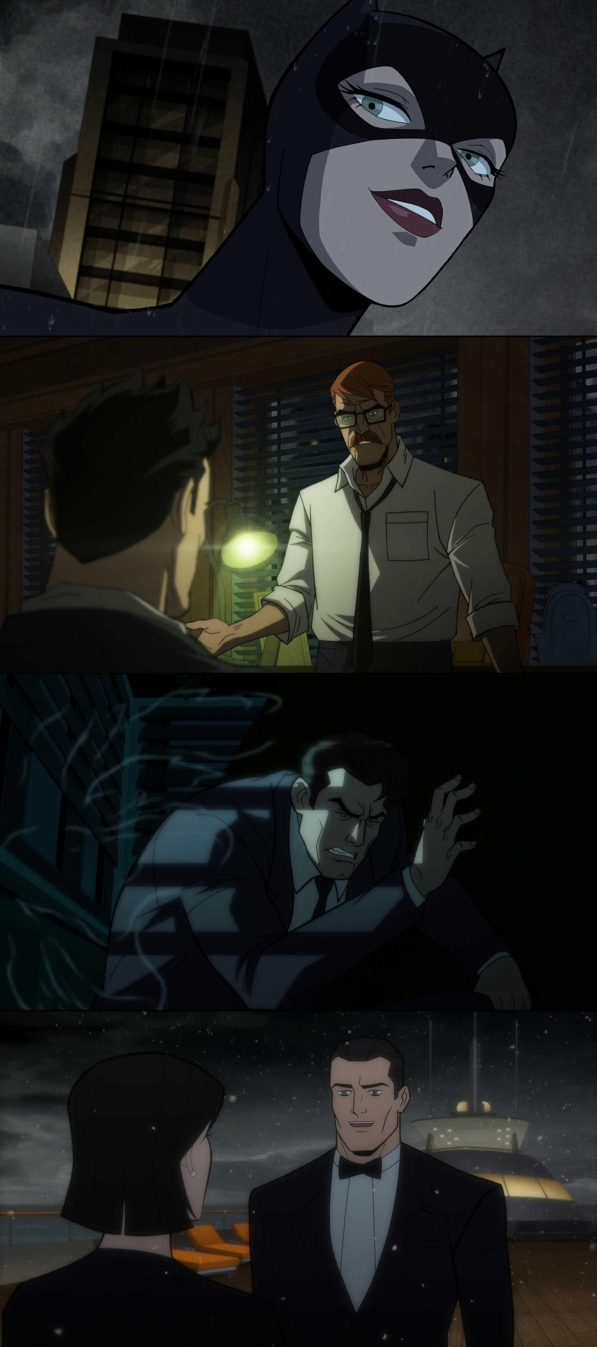 Screenshot of Batman: The Long Halloween, Part One Movie