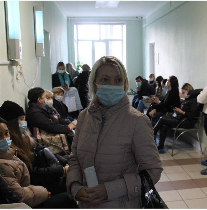 Заболеваемость коронавирусом в Хабаровске идет на спад