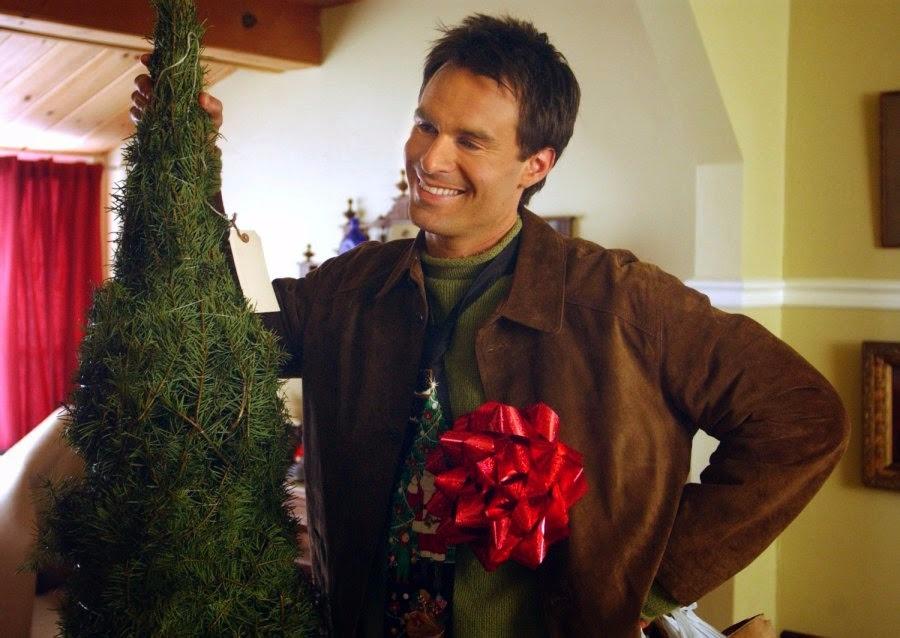 кадры из фильма Друг на Рождество