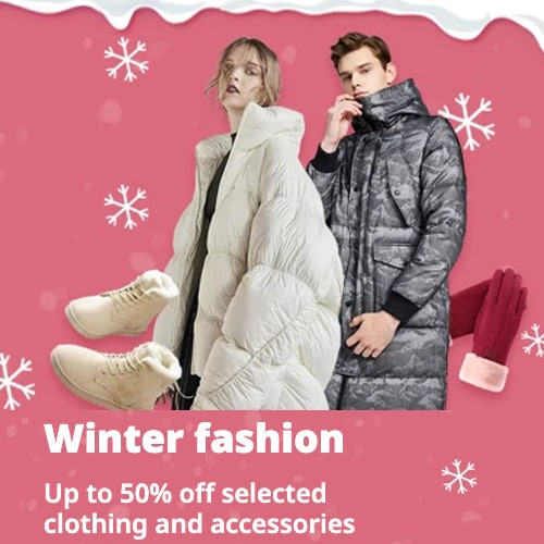 Winter fashion: