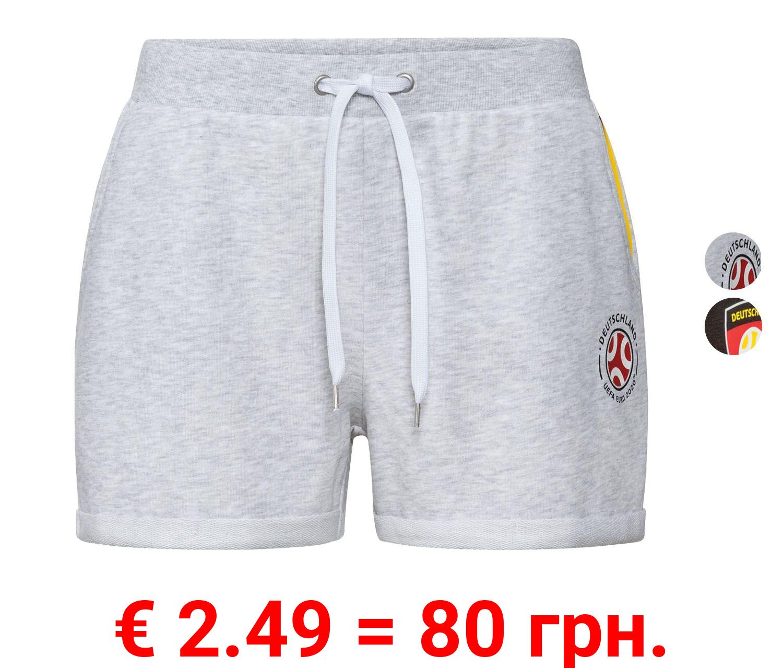 Hot Pants Damen, Deutschland, UEFA Fußball-EM