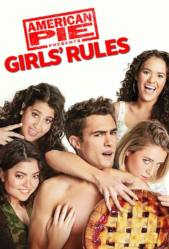 Free Download American Pie Presents: Girls' Rules Full Movie