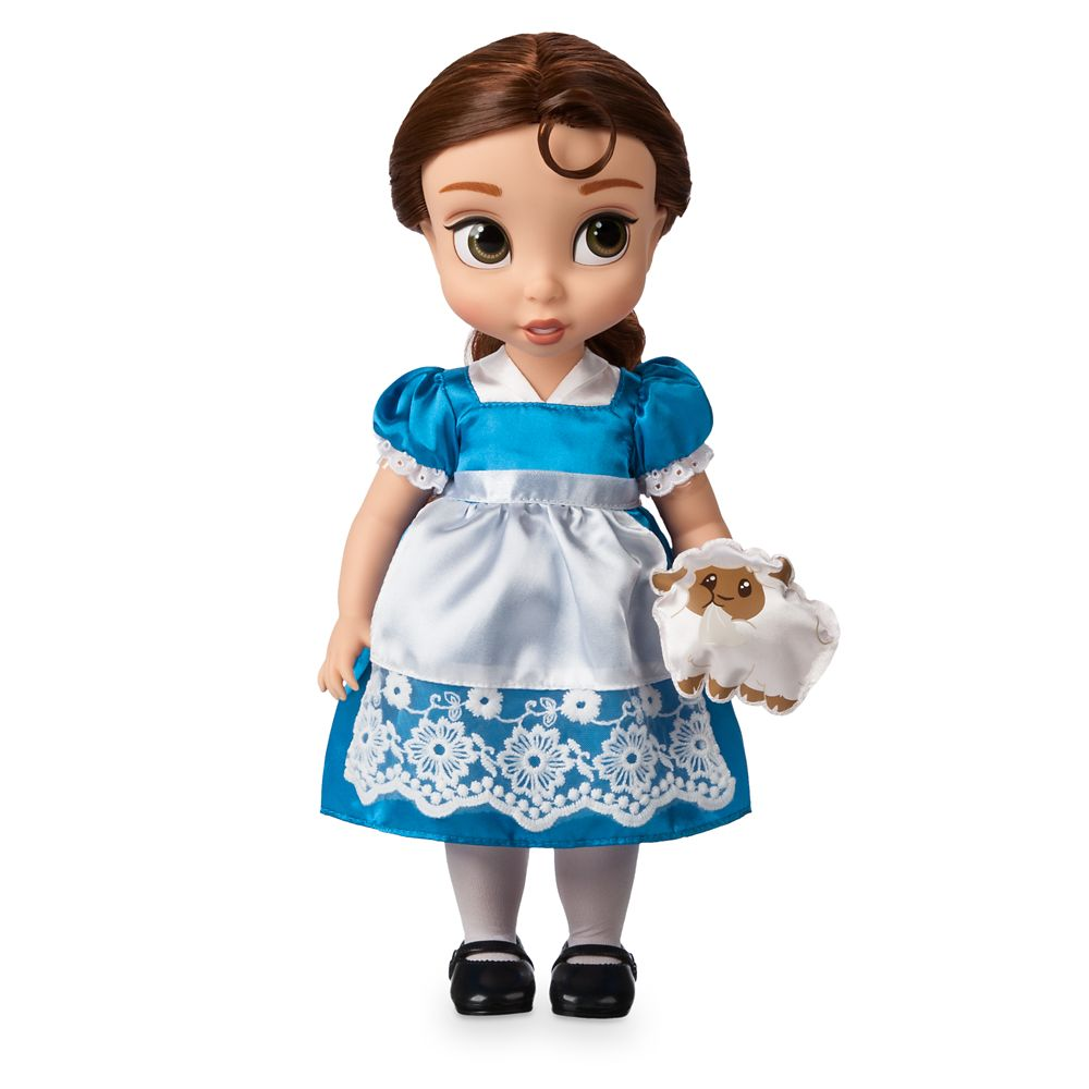 Disney Animators' Collection Belle Doll - Beauty and the Beast - 16''