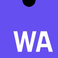 WebAssembly 로고.