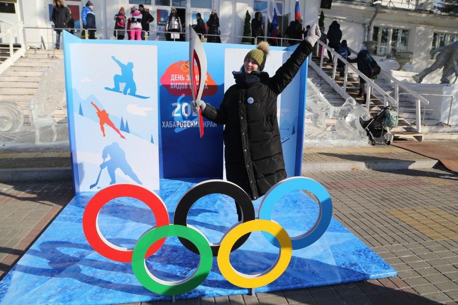 День зимних видов спорта пройдёт в Хабаровске