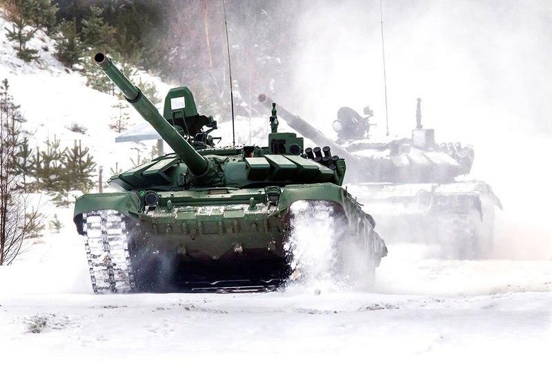 К Параду Победы готовятся в Хабаровске