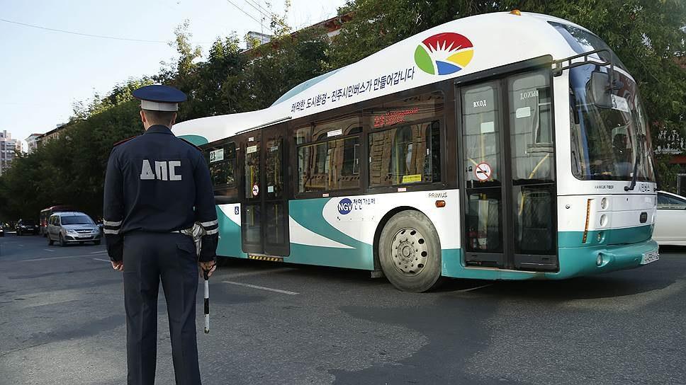 В Хабаровске изменится путь движения общественного транспорта
