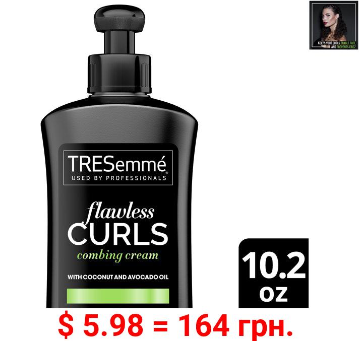 TRESemmé Flawless Curls Leave-In Curl Cream 10.2 oz
