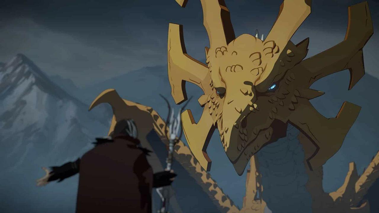 Movie Screenshot of The Dragon Prince