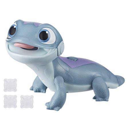Disney Frozen 2 Fire Spirit's Snowy Snack, Salamander Toy with Lights